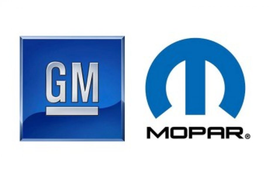 GM Parts und MOPAR